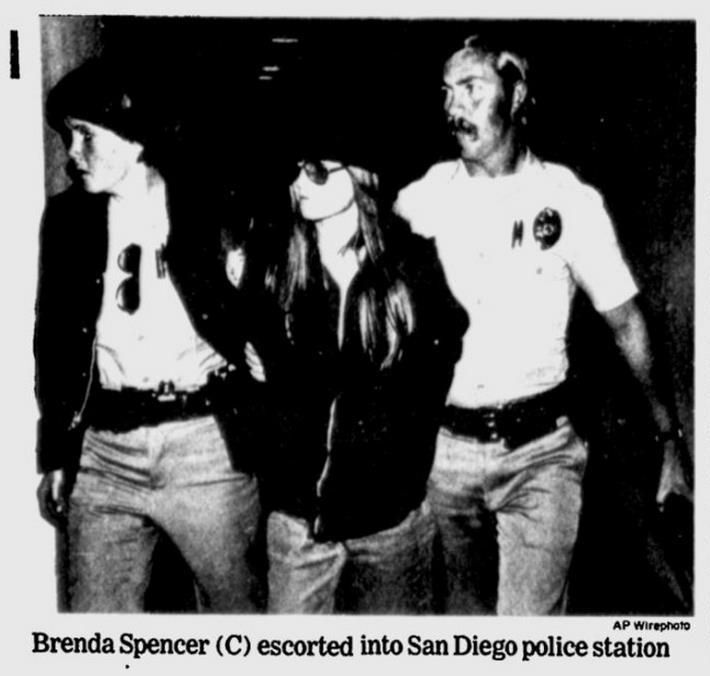 StevenWarRan Research: Brenda Ann Spencer