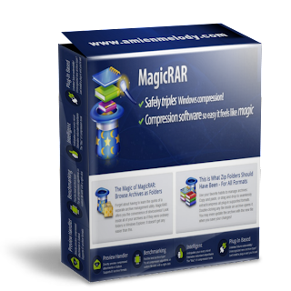 MagicRar Studio v8.8 Build 4.1.2013.8400 Full + Serial