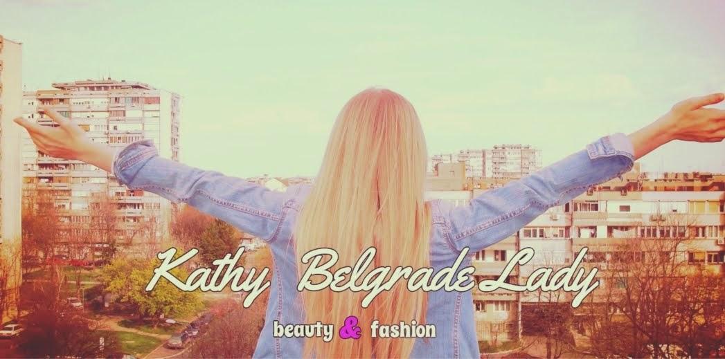Kathy Belgrade Lady