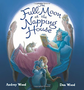 The Full Moon at the Napping House - Children's Book