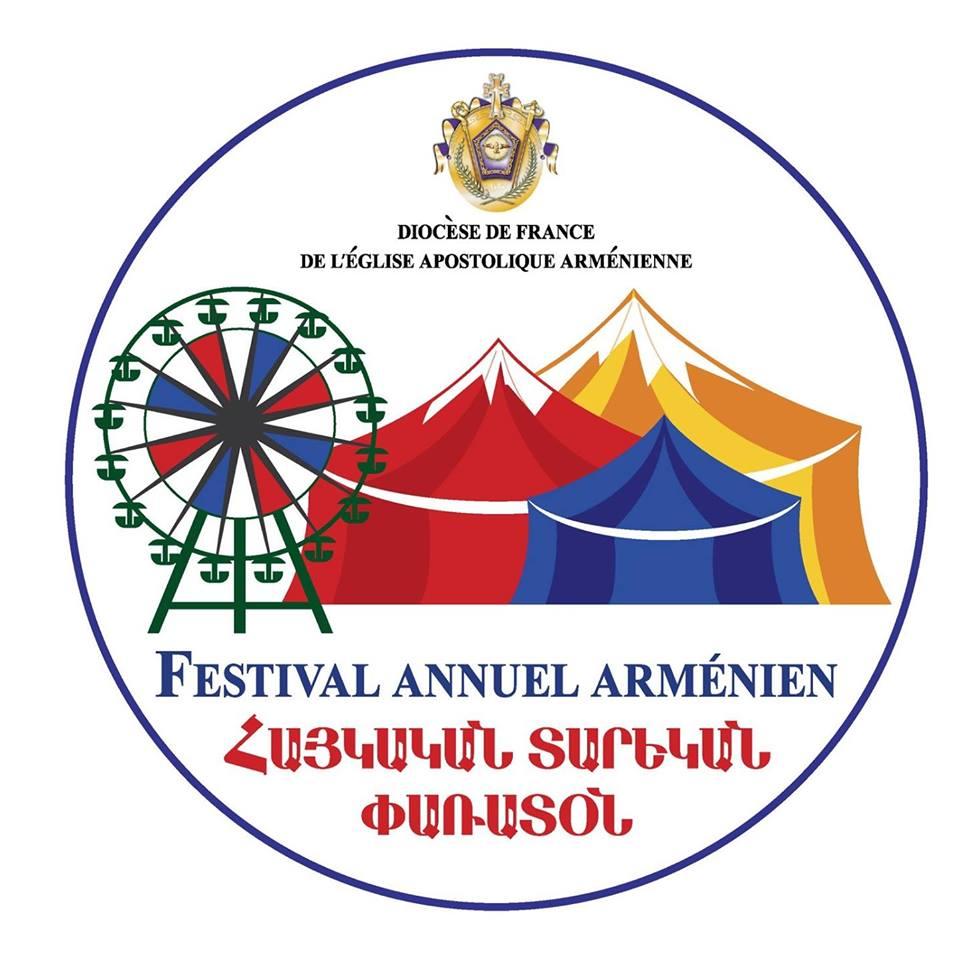 PREMIER FESTIVAL ANNUEL DU DIOCESE DE FRANCE DE L'EGLISE APOSTOLIQUE ARMENIENNE