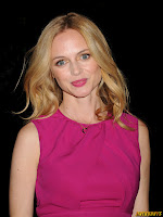 Heather Graham Cambodian Children's Fund Awareness Event in New York