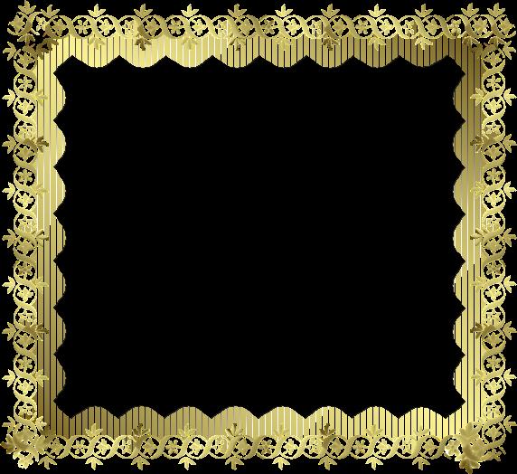 Emilieta psp marcos dorados en formato png - Marcos de fotos dorados ...