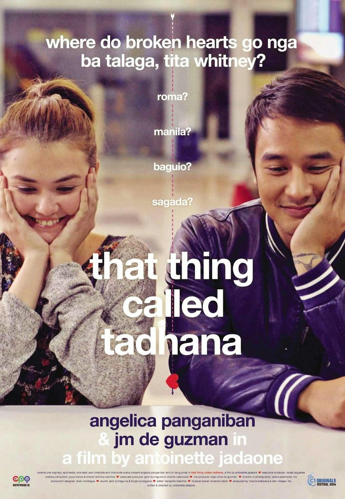 That Thing Called Tadhana 2014