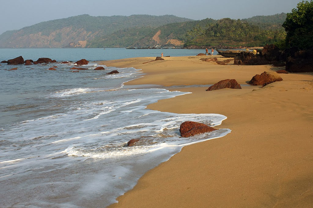 Cola: Goa's best beach