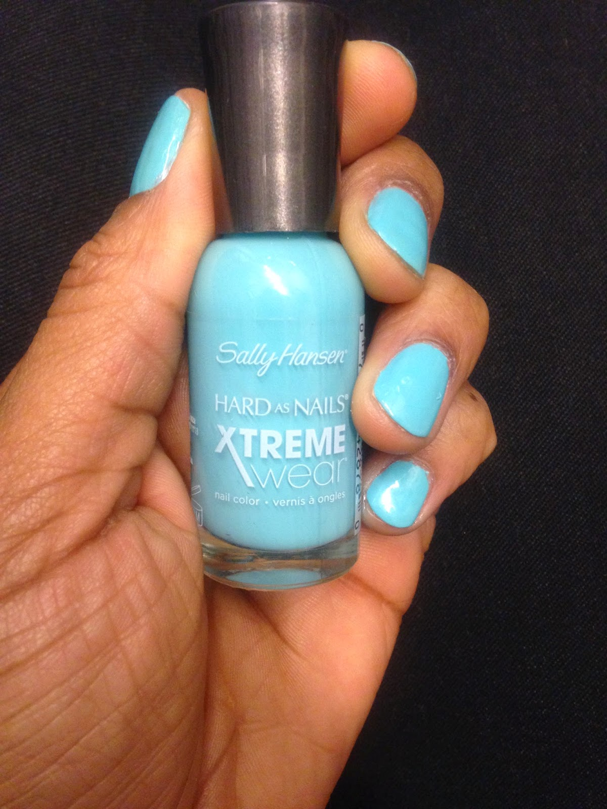 Styling On A Budget: Product Review: Sally Hansen Hard As Nails ...