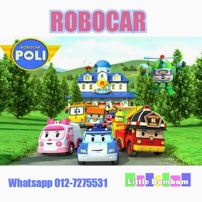 Pre-Order Robocar Poli