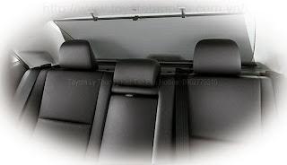 ghe nguoi lai chinh dien tren Corolla Altis 1.8G CVT