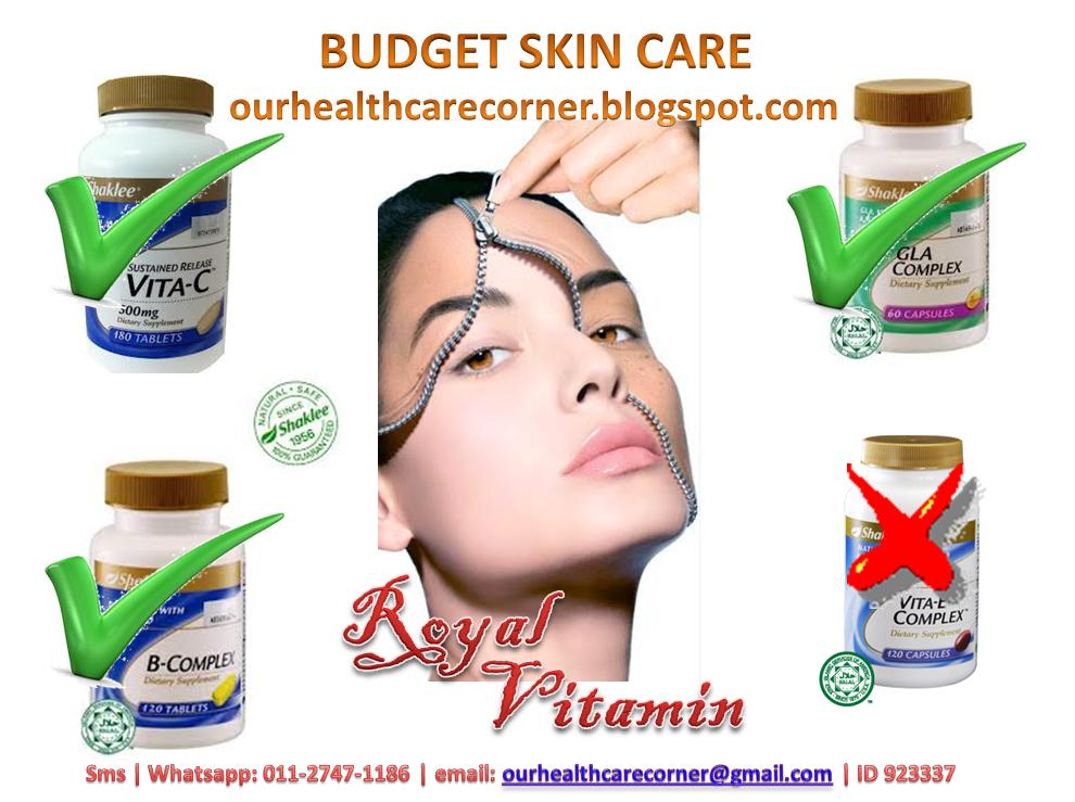 Budget Skin Care