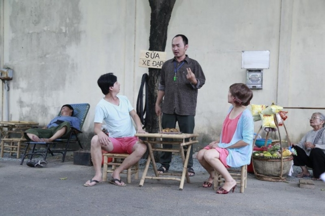 Hình ảnh phim Xóm Trọ Vui Nhộn