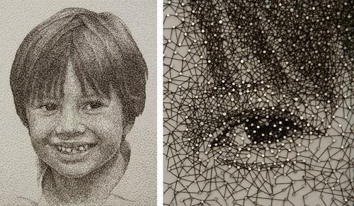 02-Nail-Art-Artist-Kumi-Yamashita-Constellation-Portraits-www-designstack-co
