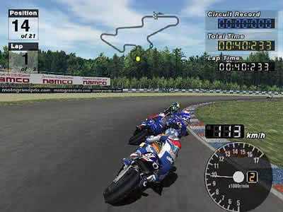 MotoGP 4 PS2 ISO PS2