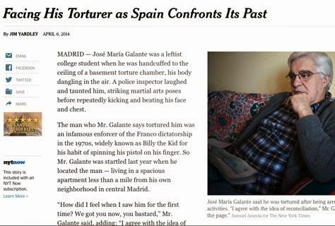 El New York Times explica un cas que La Vanguardia es va negar a publicar