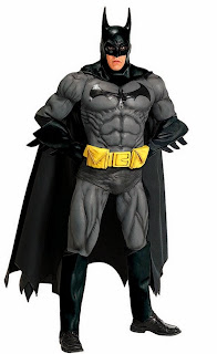 Batman Dark Knight Rises Adult Halloween Costume