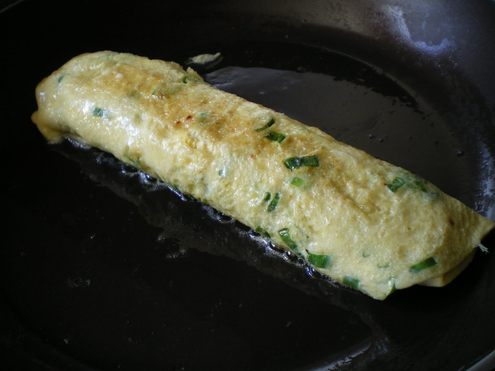 how to make korean egg omelette