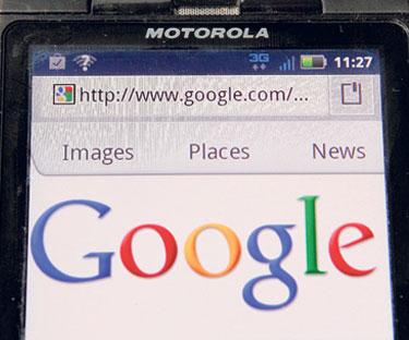 Google Membeli Motorola Mobility