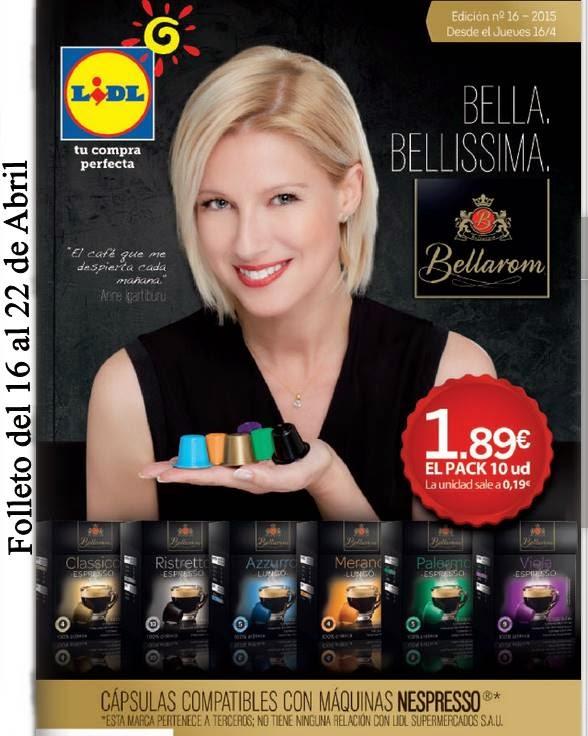 Catalogo semanal de Lidl 16 Abril 2015