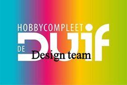 Ik zit in het Design Team van