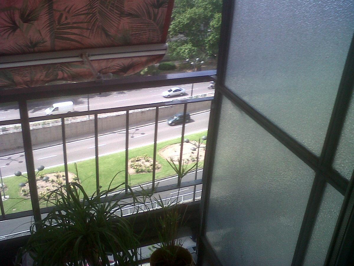Alces carpinter a de aluminio en zaragoza ventanas - Como cerrar una terraza ...