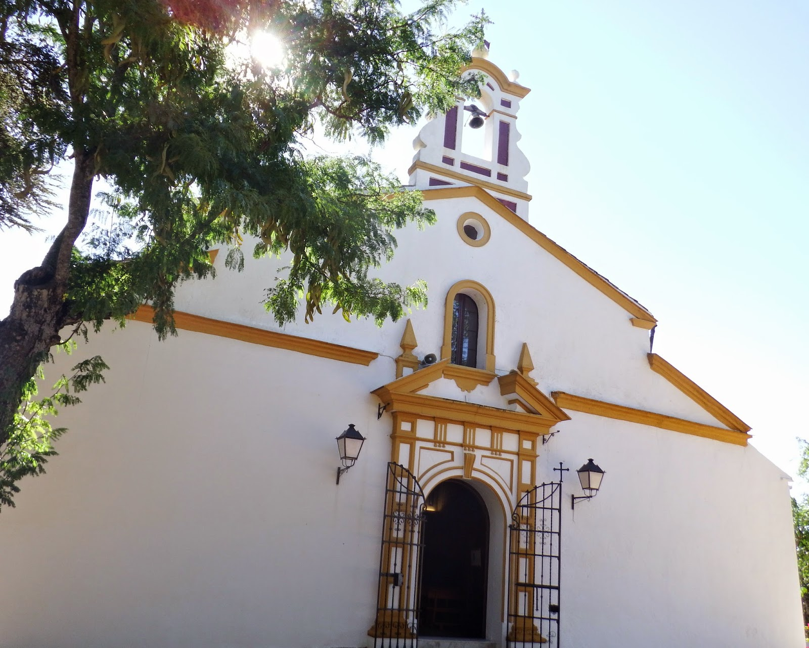 Ermita de la Reina de los Ángeles