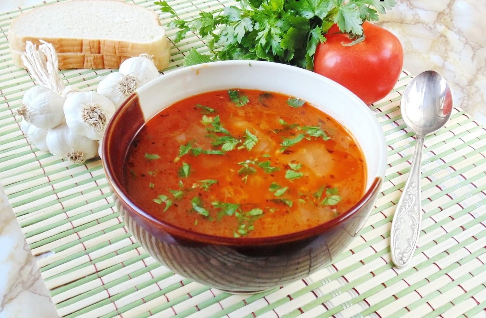 Рецепт супа харчо в домашних условиях с фото