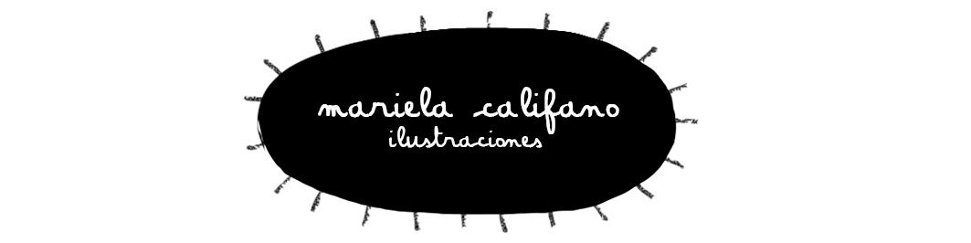 Mariela Califano ilustraciones