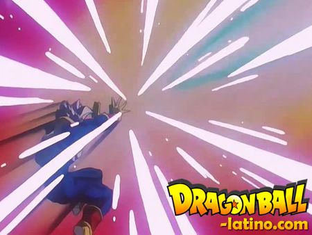 Dragon Ball GT capitulo 33