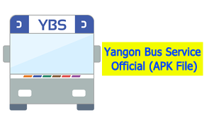 Yangon Bus Service Official APK