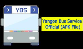 Yangon Bus Service Official APK