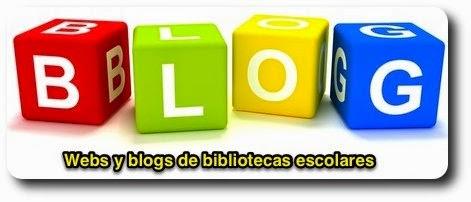 Webs y blogs de bibliotecas escolares