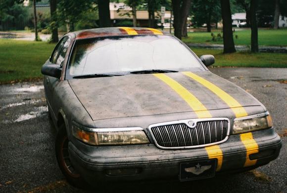 The Road Car