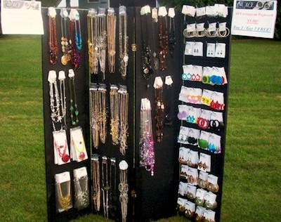 More Cool Jewelry Display Ideas And Tutorials The