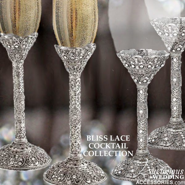 Bliss Lace Wedding Cocktail Collection