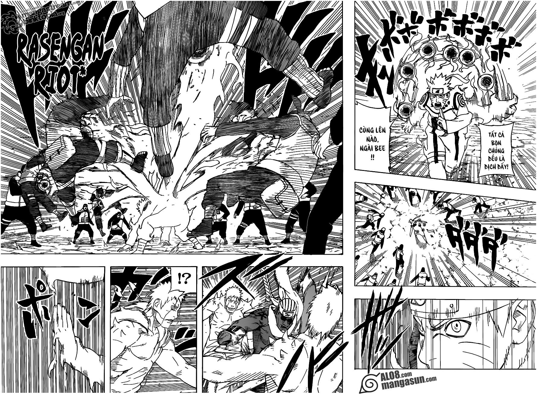 Naruto chap 545 Trang 12 - Mangak.info