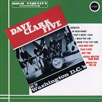 Dave Clark Five (1962-63) + Washington DC's (1964-68)