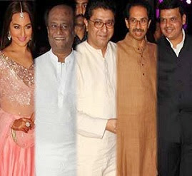 Celebs at Kush Sinha Wedding Reception