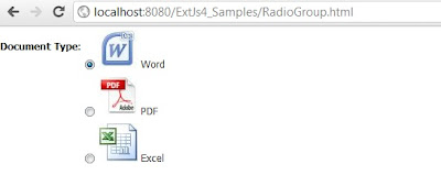 ExtJs RadioGroup button with images for boxLabel