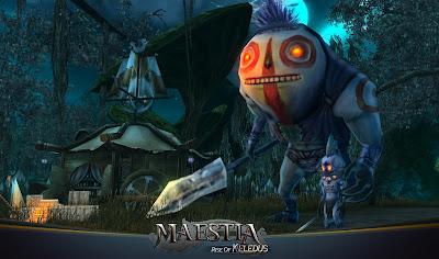 Maestia: Rise of Keledus новое обновление