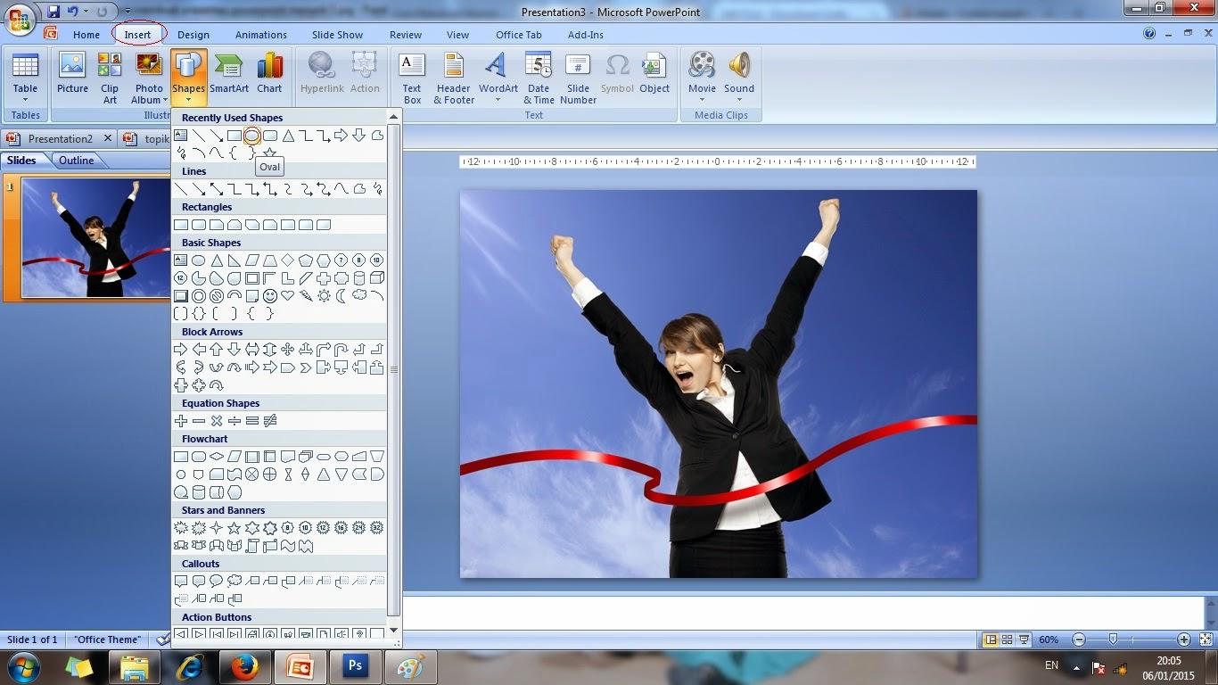 animasi, teks, gambar, bergerak, microsoft, powerpoint