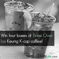 Keurig K-Cup Giveaway!
