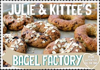 Julie & Kittee's Bagel Factory!