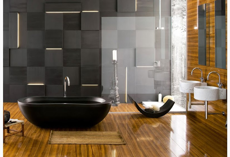 Beautiful Contemporary Bathrooms Design by Neutra
