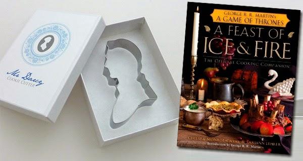 Cocina en el post de los 10 regalos frikis que encantarán a los amantes de la literatura