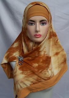 Grosir Jilbab Segitiga Terbaru