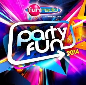CD:  Fun Radio: Party Fun 2014