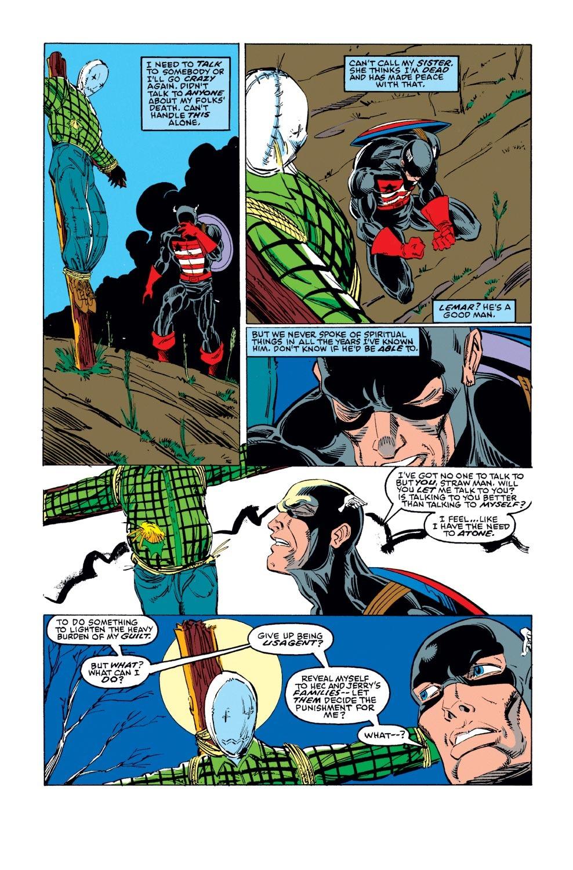 Captain America (1968) Issue #383 #316 - English 43
