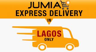 Jumia Same Day Delivery