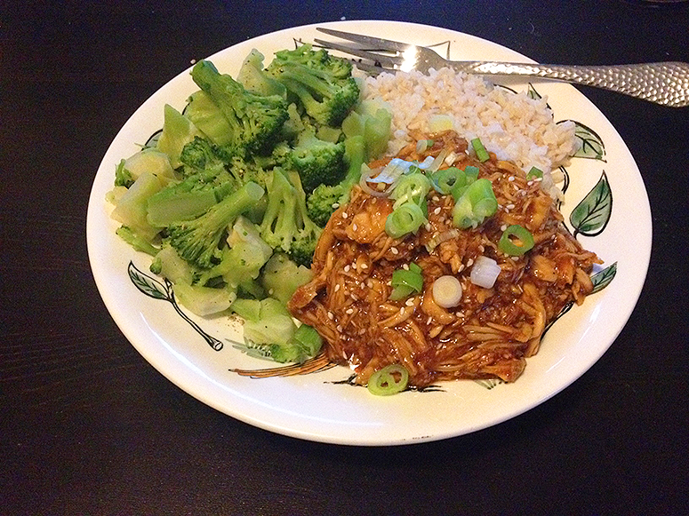Crock-Pot Sesame Chicken, Slow Cooker recipe