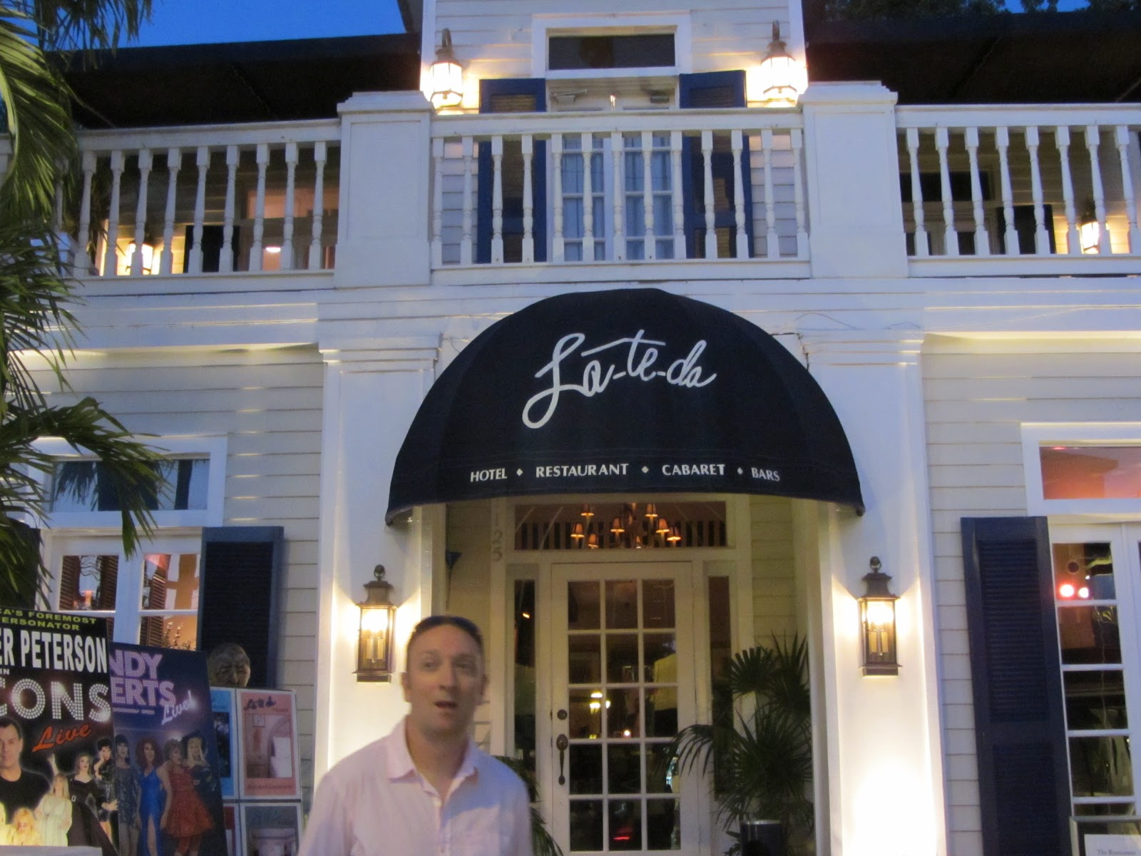 La Te Da Is Also A Restaurant And Hotel It S Historic Fine Looking Building