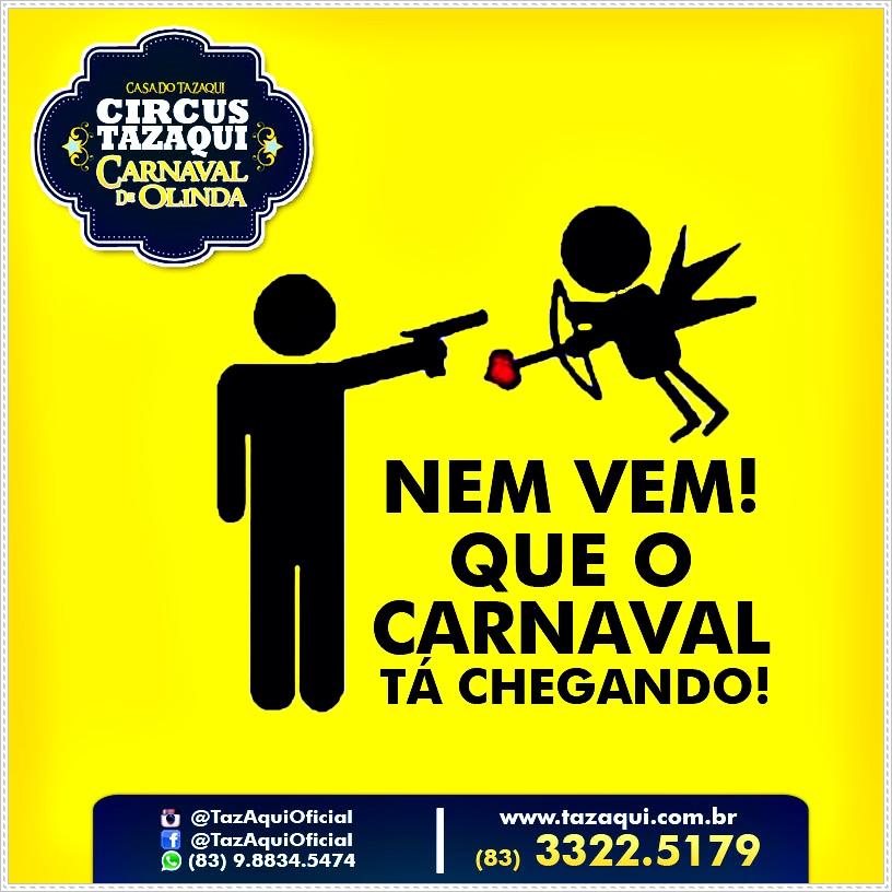 Oh! Carnaval de Olinda do Bom!